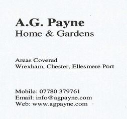 A G Payne home and gardens