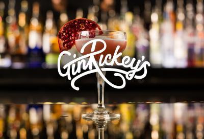 Luke's at Gin Rickeys
