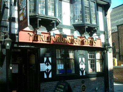 The Marlborough Arms